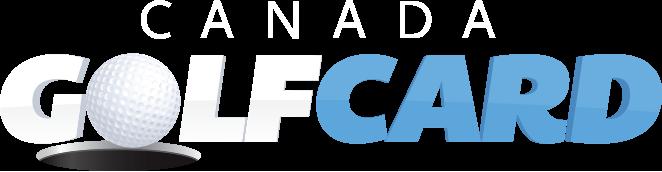 Canada Golf Card